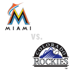 Miami Marlins at Colorado Rockies