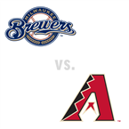 Milwaukee Brewers at Arizona Diamondbacks
