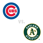 Chicago Cubs at Oakland Athletics