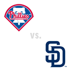 Philadelphia Phillies at San Diego Padres