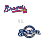 Atlanta Braves at Milwaukee Brewers