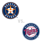 Houston Astros at Minnesota Twins
