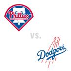 Philadelphia Phillies at Los Angeles Dodgers