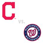 Cleveland Indians at Washington Nationals