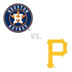 Houston Astros at Pittsburgh Pirates