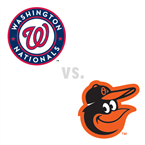 Washington Nationals at Baltimore Orioles