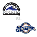 Colorado Rockies at Milwaukee Brewers