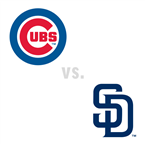 Chicago Cubs at San Diego Padres