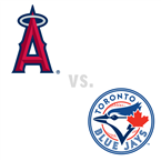 Los Angeles Angels of Anaheim at Toronto Blue Jays