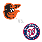 Baltimore Orioles at Washington Nationals