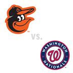 Baltimore Orioles at Washington Nationals