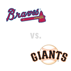 Atlanta Braves at San Francisco Giants
