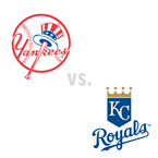 New York Yankees at Kansas City Royals