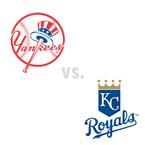 New York Yankees at Kansas City Royals