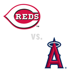 Cincinnati Reds at Los Angeles Angels of Anaheim