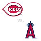 Cincinnati Reds at Los Angeles Angels of Anaheim