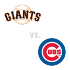 San Francisco Giants at Chicago Cubs