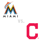 Miami Marlins at Cleveland Indians