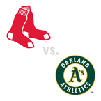 Boston Red Sox at Oakland Athletics