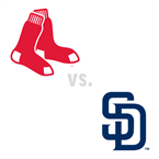 Boston Red Sox at San Diego Padres