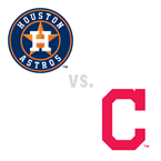 Houston Astros at Cleveland Indians