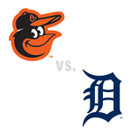 Baltimore Orioles at Detroit Tigers