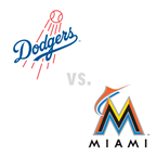Los Angeles Dodgers at Miami Marlins