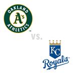Oakland Athletics at Kansas City Royals