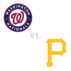 Washington Nationals at Pittsburgh Pirates