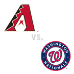 Arizona Diamondbacks at Washington Nationals