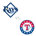 Tampa Bay Rays at Texas Rangers