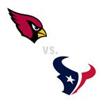 Arizona Cardinals at Houston Texans