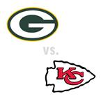 Green Bay Packers at Kansas City Chiefs