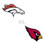 Denver Broncos at Arizona Cardinals