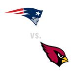 New England Patriots at Arizona Cardinals