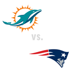 Miami Dolphins at New England Patriots