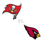 Tampa Bay Buccaneers at Arizona Cardinals