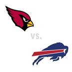 Arizona Cardinals at Buffalo Bills