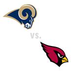 Los Angeles Rams at Arizona Cardinals