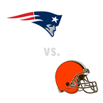 New England Patriots at Cleveland Browns