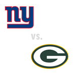 New York Giants at Green Bay Packers