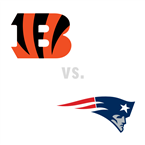 Cincinnati Bengals at New England Patriots
