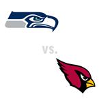 Seattle Seahawks at Arizona Cardinals