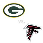 Green Bay Packers at Atlanta Falcons