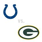 Indianapolis Colts at Green Bay Packers