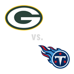 Green Bay Packers at Tennessee Titans
