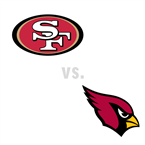 San Francisco 49ers at Arizona Cardinals