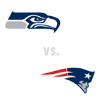 Seattle Seahawks at New England Patriots