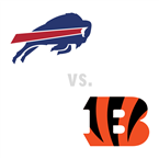 Buffalo Bills at Cincinnati Bengals