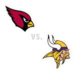 Arizona Cardinals at Minnesota Vikings